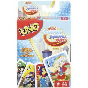 Mattel Uno DC Super Hero Girls
