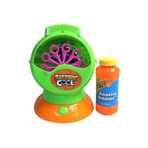 Sizzlin Cool Machine à bulles lumineuse 360