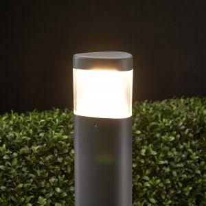 Osram Milou - Borne lumineuse LED alu éclairage extérieur