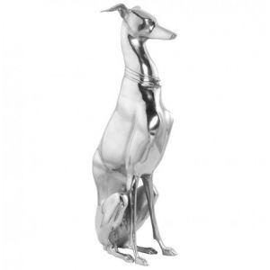 Statue lévrier - LUXOR - Aluminium