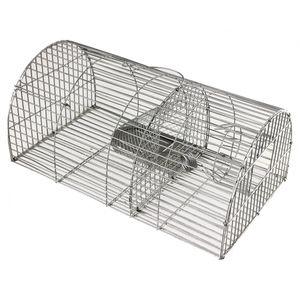Masy Nasse à rats - Grillage galvanisé - Longueur 40 cm