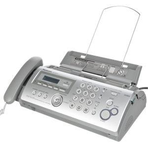 Panasonic KX-FP 215 G-S - Fax avec téléphone filaire répondeur