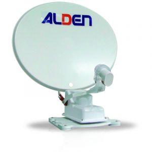 Pack Alden Onelight 65 SATMATIC HD Parabole + Décodeur SATMATIC FRANSAT HD