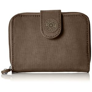 Kipling New Money, Porte-monnaie femme, Marron (True Beige), 15x24x45 cm (W x H x L)