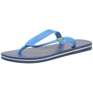 Ipanema Classic Brasil II Kids, Tongs Mixte Enfant, Bleu (Blue/ Blue), 35/36 EU
