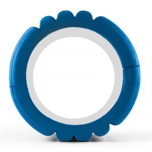 Capital Sports Caprole 1 - Rouleau de massage 33 x 14 cm bleu