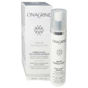 Onagrine White perfection - Crème de nuit unifiante 50 ml