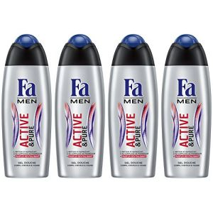 FA Active & Pure - Gel douche homme