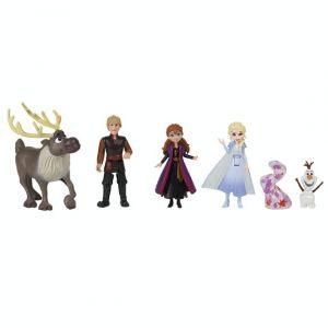 Hasbro Coffret figurines La Reine des Neiges 2