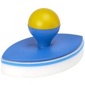 Toucan Productions Easy Pool'Gom PGES30 Gomme Nettoyant Ligne d'eau et Angles Piscines et Spas, Blanc, 11.2 x 18.4 x 10 cm
