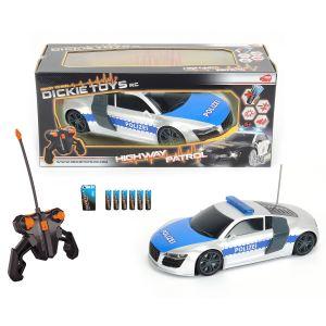 Dickie Toys Voiture radiocommandée Highway Patrol