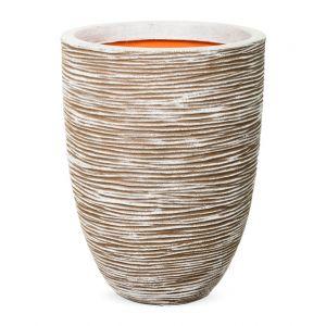 Capi Tutch Vase élégant Deluxe Strié 40 x 60 cm