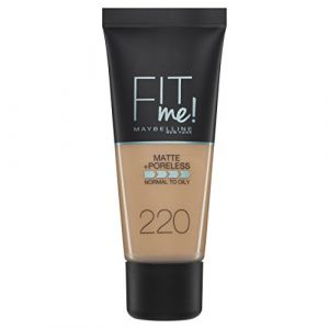 Maybelline Fit Me! Matte + Poreless 220 - Fond de teint