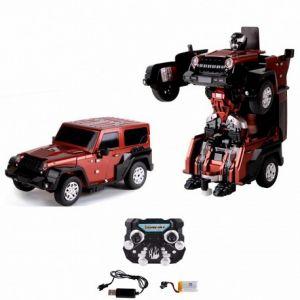 Chictech Robot voiture transformable 4x4