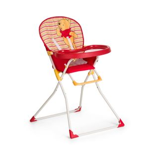 Hauck Mac Baby Deluxe Pooh Spring Brights - Chaise haute