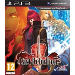 Image de Last Rebellion [PS3]