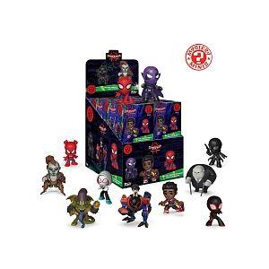 Funko Figurine POP! - Spider-Man into the Spiderverse - Sachet Mystère
