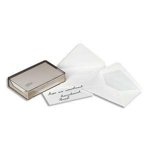 Gpv 500 enveloppes de visite 9 x 14 cm (112 g)