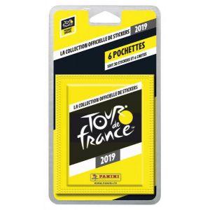 Panini Blister 6 pochettes Tour de France 2019