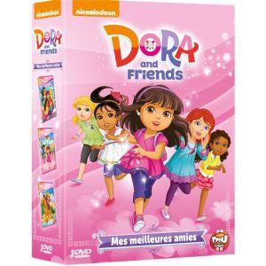 Coffret Dora and Friends