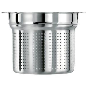 Cristel ECP22QL - Elément cuit-pâtes inox Strate Amovible 22 cm
