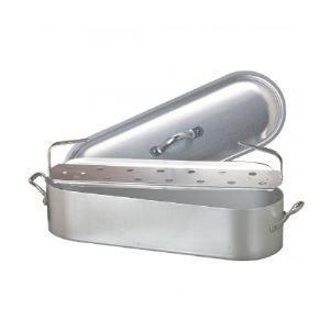 Agnelli Poissonnière en aluminium (50 cm)