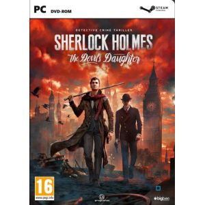 Sherlock Holmes the Devil's Daughter [PC]