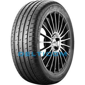 Continental Pneu auto été : 215/50 R17 95W ContiSportContact 3 E