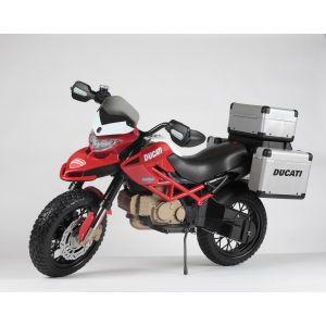 Peg Perego PEREGO Moto Electrique Ducati Enduro