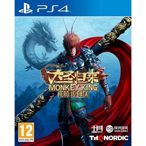 The Monkey King : Hero is Back [PS4]