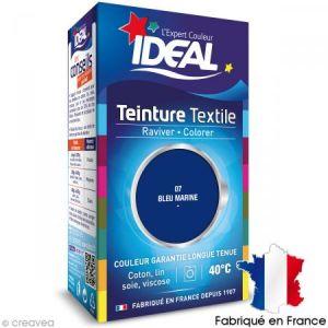 Ideal Teinture liquide pour coton - 40 mL - marine 07