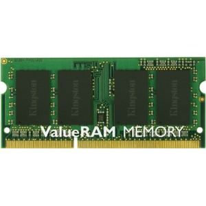 Kingston KVR1333D3S9/4G - Barrette mémoire ValueRAM 4 Go DDR3 1333 MHz CL9 SoDimm 204 broches