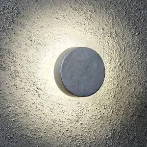 Konstsmide Applique murale extérieure LED Presaro gris 7909-310