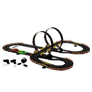 John World Circuit de voitures Double Looping