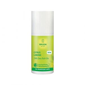 Weleda Citrus Limone Deo Roll-On 24h
