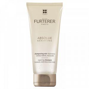Furterer Absolue Kératine Shampooing-Soin Réparateur Cure Renaissance (Cheveux Abîmés, Fragilisés) - 200 ml