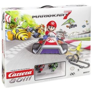 Carrera Toys Go!!! 62317 - Circuit de voitures Mario Kart 7