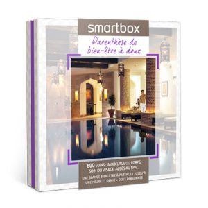 Smartbox Parenthèse de bien-être à 2 - Coffret cadeau 925 soins