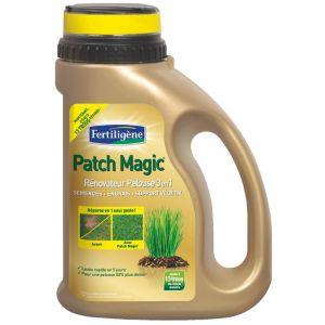 Fertiligene Patch magic 3 en 1 - Rénovateur pelouse 1kg