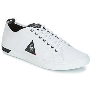 Le Coq Sportif Ares Cvs/2TONES, Baskets Basses Hommes, Blanc (Optical White/Black), 46 EU