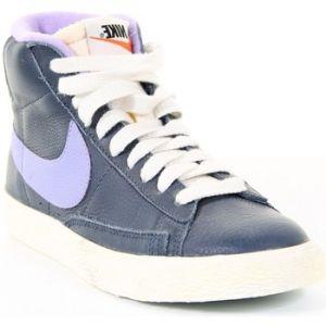 Nike Chaussures Chaussures Sportswear Homme Blazer Mid Ltr bleu - Taille 36