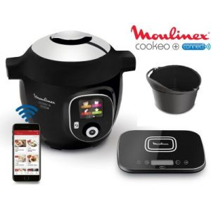 Moulinex CE859800 - Cookeo+ connectée