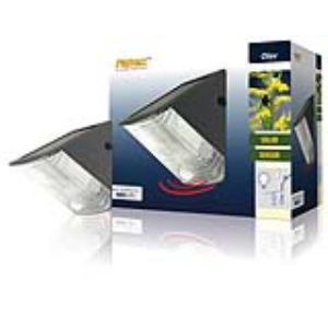 Ranex 5000.261 - Applique murale LED solaire avec détecteur de mouvement