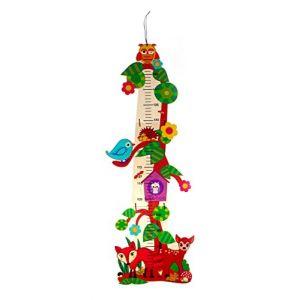 Hess-Spielzeug Toise Animaux de la forêt