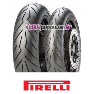 Pirelli 130/70-12 62P Diablo Rosso Scooter RF Rear