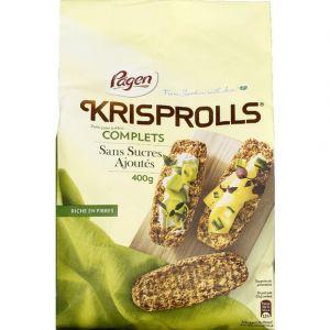 Krisprolls Complets sans sucres ajoutés 400g
