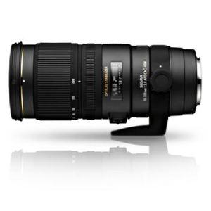 Sigma 589954 - Télézoom - 70-200 mm / F2,8 II APO DG OS EX HSM pour Canon