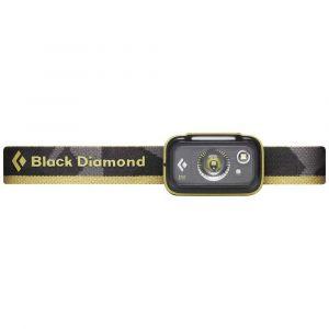 Black Diamond Spot 325 - Lampe frontale - jaune/noir Lampes frontales course à pied
