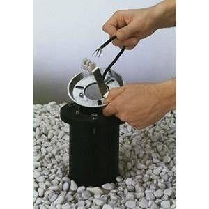 Albert Leuchten Boîtier d'encastrement sol fabriqué en Allemagne