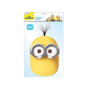 Masque adulte Les Minions Kevin